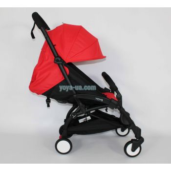 Yoya 175A+ Красный Оксфорд, рама черная